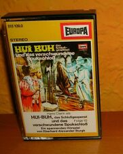 MC Hörspiel Hui Buh 10 1.Auflage schwarze Kassette