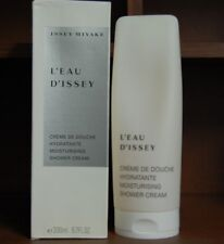ISSEY MIYAKE L'EAU D'ISSEY SHOWER CREAM 200 ML RARE VINTAGE DISCONTINUED!!!