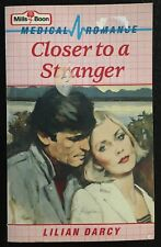 Closer To A Stranger ~ LILIAN DARCY ~ Mills & Boon Vintage