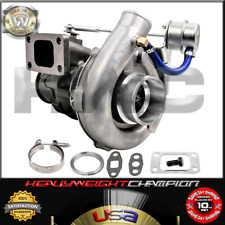 T04E T3/T4 V-BAND Turbocharger Turbo AR.50/63 with Internal Wastegate Bearing