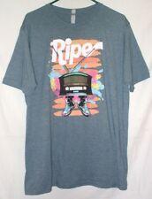 Neff Ripe T Shirt XXL Radio Sneakers Street Wear