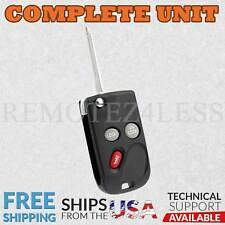 Keyless Entry Remote For 2001 2002 2003 2004 Chevrolet S10 Car Key Fob Control