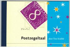 Nederland  Prestigeboekje 5 Postzegeltaal  (pr5)