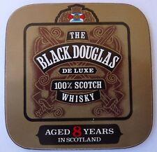 The Black Douglas Drinks Coaster/ Unused/ Barware/ Collectable (1)