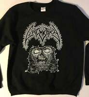CREMATORY SWEATSHIRT death metal MORBID ANGEL Dismember Blood Incantation S-XL
