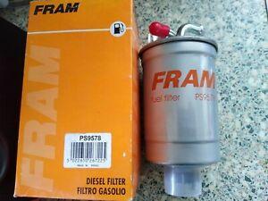 QUALITY FRAM DIESEL FUEL FILTER - FITS: AUDI A2 - 1.2TDi / 1.4TDi (2000-06)