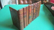 Antique English Regency era Leather Book Safe - Rare and Unusual