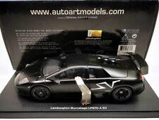 AutoArt 1:18 74618 Lamborghini Murcielago LP670-4 LP670 SV matt black NEU OVP