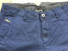 AUTHENTIC Diesel Women's P-DETTA-ST Trousers SIZE27 Navy/Blue MSRP $198 NWT