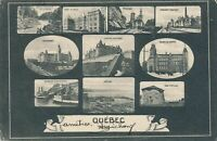 QUEBEC QC - Ten Scenes - 1906
