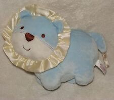 Baby Gund Plush Blue Lion Safari Friends Chime Rattle Soft Toy 7""