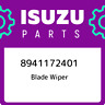 8941172401 Isuzu Blade wiper 8941172401, New Genuine OEM Part