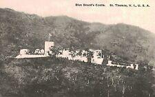 St.Thomas,U.S.Virgin Islands,Blue Beard's Castle,Caribbean,c.1915