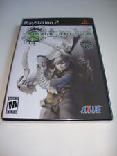 Shin Megami Tensei Digital Devil Saga - BRAND NEW Sony Playstation 2 Atlus Games