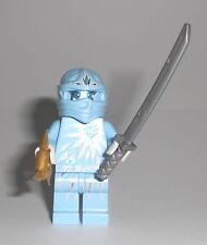 LEGO Ninjago - NRG Zane - Figur Minifig Ninja Energie Cole Kai Jay 9590 9591