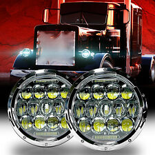 Freightliner Century Lights 7inch LED Projector Headlight For Pre 2005 Model