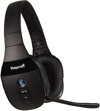 BlueParrott S450-Xt Voice-Controlled Bluetooth Headset – Industry Leading Sound
