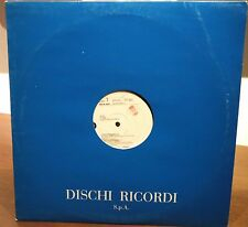 "Depeche Mode Shake The Disease 12"" Promo  Special For Dee Jays Ricordi  EX"