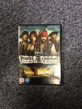 dvd Pirates Of The Caribbean On Stranger Tides