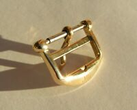 Original IWC Buckle in Yellow Gold 18Kt 16mm I068