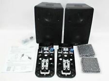 EXTRON ELECTRONICS SM 26 Speed Mount 2-Way Surface Mount Speakers w/ Woofer NEW