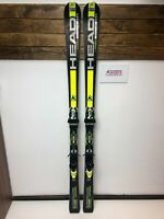 HEAD i.Speed Supershape 170 cm Ski + HEAD 14 Bindings Winter Sport Snow FIS Fun
