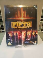 The Fifth Element Blu-Ray Steelbook Zavvi Exclusive (New/Sealed)