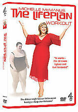 THE LIFEPLAN WORKOUT starring MICHELLE McMANUS - NEW {DVD}