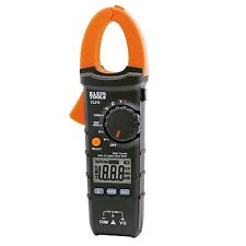 Klein Tools CL210 400A AC Auto-Ranging Digital Clamp Meter w/ Temperature