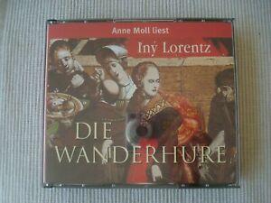 Neuwertig HÖRBUCH Historischer Roman Iny Lorentz Die Wanderhure Teil 1 der Reihe
