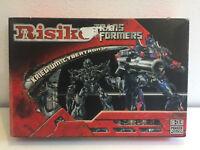 Transformers Risiko von Parker Strategiespiel SciFi