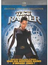 LARA CROFT TOMB RAIDER  Collect Edit NEW DVD Box FREE Post  mmoetwil@hotmail.com