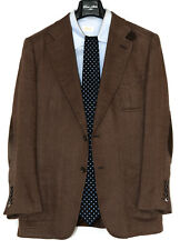 Tom Ford Sport Coat Hunting Jacket Blazer w/ Suede Elbow Patches EU 50 US 40 R