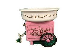 Nostalgia Cotton Candy Maker Ccm505 Not Complete No Extractor Head Parts