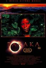 BARAKA Movie POSTER 27x40
