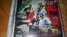 Chicano Rap CD Mafia de las Kalles - Malandrinez Y Malandroz - Mr. Yosie Rayitos