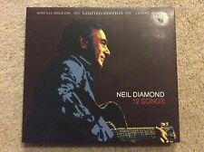 Rare Neil Diamond 12 Songs Artists Cut Ltd Edition Digipak 2 CD
