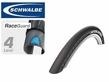 "Schwalbe 26x2.0"" KOJAK slick folding Tyre 50-559 mountain bike 26"" raceguard"
