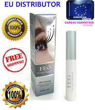 FEG Eyelash Enhancer with ORIGINAL HOLOGRAM Fast Growth Natural AUTHENTIC 3ml