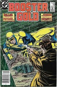 Booster Gold #18 - VF/NM - Killer From the Future, Hero With a Past