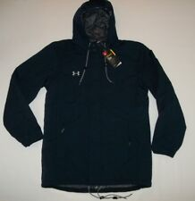 UNDER ARMOUR UA Storm Coldgear Infrared Insulated Hooded JACKET Mens MEDIUM NEW