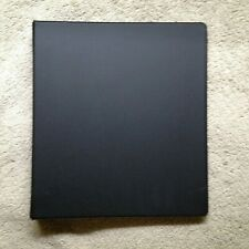 """1 1/4"""" binder with 3 Round rings"""