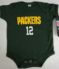 Baby NFL Apparel Green Bay Packers One Piece Aaron Rodgers 3-6 mo