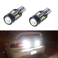 2x T15 921 W16W Wedge Super White 24 SMD 2835 LED Backup Reverse Lights