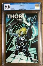 Thor #617 Variant Edition CGC 9.8 2137052001