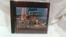 Tower Of Power Back To Oakland Autographed 1974 Warner Bros cd3772