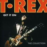 T. Rex Get it On The Collection CD NEW