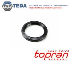 TOPRAN Transmission End TIMING SHAFT SEALING RING SEAL CAMSHAFT 109 382 G