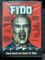 Fido (DVD, 2006 Widescreen) Zombie Comedy BRAND NEW FACTORY SEALED