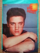 ►► POLISH POSTER young Elvis Presley / Roxette POLAND